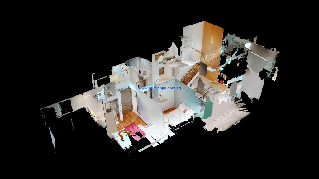 Suites-at-Orchard-Penthouse-Dollhouse-View