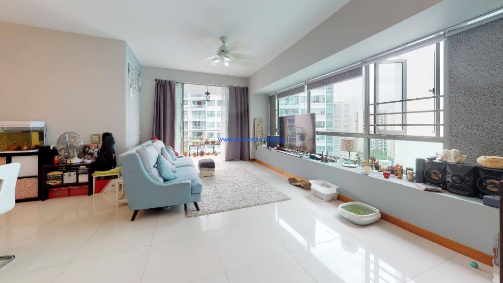 Waterfont-Waves-Residential-Condo-Bedroom