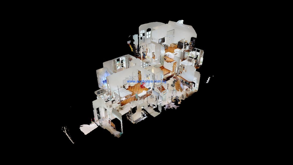 Opera-Estate-Detached-House-Dollhouse-View